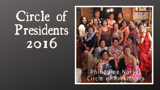 Circle of Presidents 2016